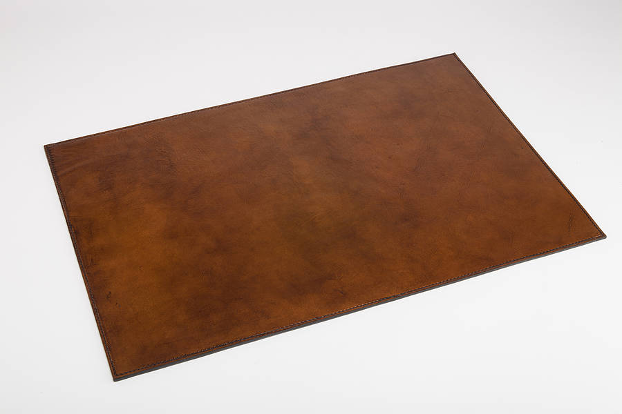 Desk Mat Leather Ideas