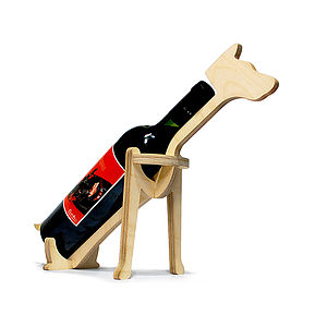 Doberman Wine Rack - storage & organising