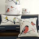 Bullfinch Cushion