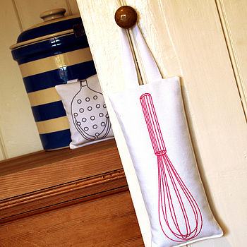Utensils Lavender Bag