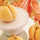 Six Boxed Golden Peaches Cakes