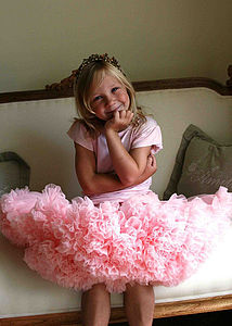 Angels Face Pettiskirt Tutu Rose Pink - clothing