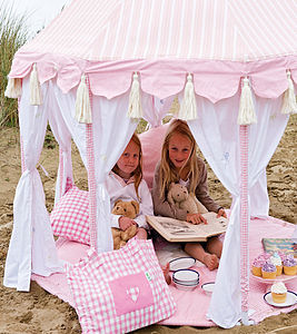 Pavilion Play Tent - gifts for children