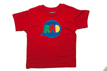 Boy's Rad Pop T Shirt