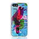 Graphic Bird Design For iPhone Or Samsung Galaxy