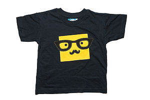Boy's 'Don't Be A Square' T Shirt