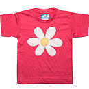 Mix And Match Children's Applique T Shirts