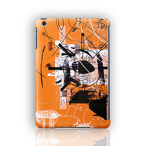 Spitfire Case By Marcus Diamond For iPad Mini / Air