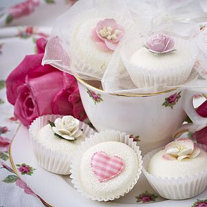 50 Handmade Bath Bomb Wedding Favours - wedding favours
