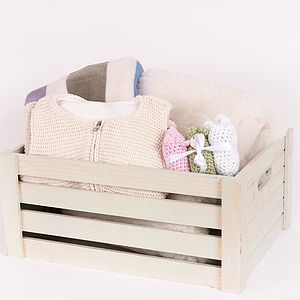 Wool New Baby Gift Hamper - baby care