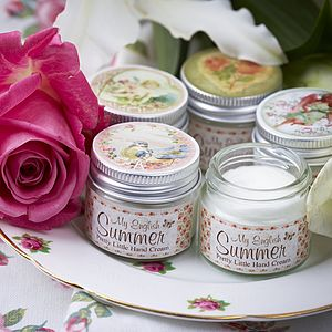 Two Tins Of Moisturising Handcream - hand care