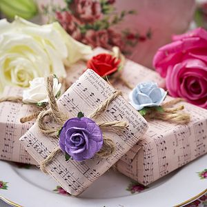 50 Handmade Vintage Soap Wedding Favours - wedding favours