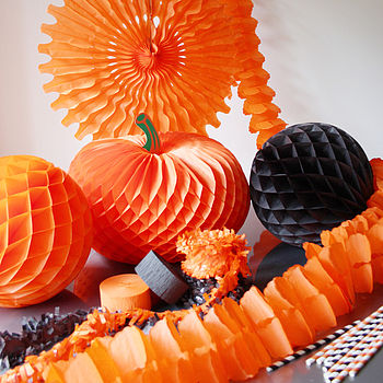 Halloween Paper Tissue Decoration Pack