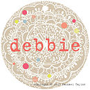 Debbie Name Tag