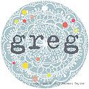 Greg Name Tag