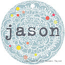 Jason Name Tag