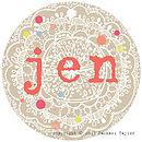 Jen Name Tag