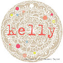 Kelly Name Tag