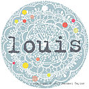 Louis Name Tag