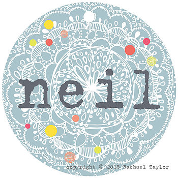 Neil Name Tag