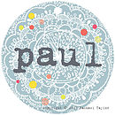 Paul Name Tag