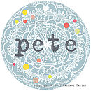 Pete Name Tag