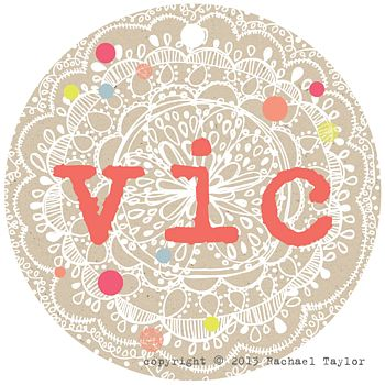 Vic Name Tag