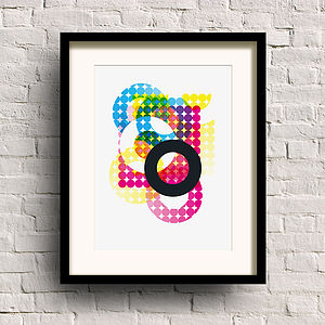 CMYK I Limited Edition Print - art & pictures