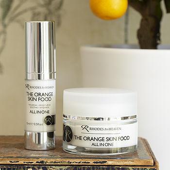 The Orange Skin Food Face Moisturiser 50ml