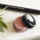 The Lip Moisturiser Plumper Balm