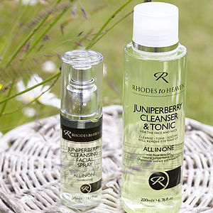 The Juniperberry Cleanser Skin Tonic 200ml