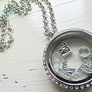 Glass Living Locket