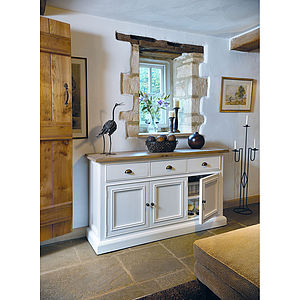 French Country Large Sideboard - furniture