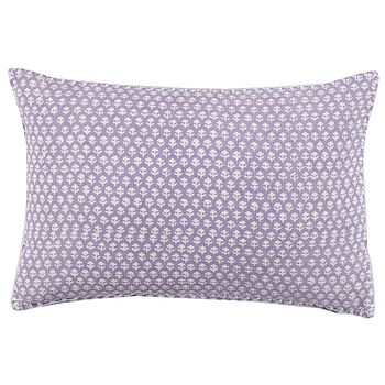 John Robshaw Bindi Lavender Cushion