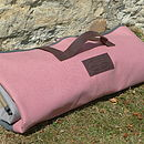 Waterproof Canvas Picnic Rug
