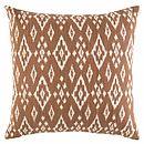 John Robshaw Fig Ikat Cushion