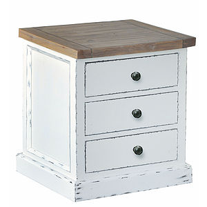Provencal Bedside Cabinet - furniture