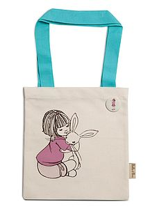 Birthday Hugs Bag - shopper bags