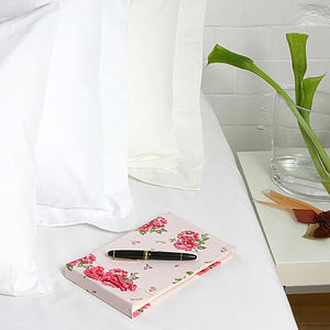 Egyptian Cotton White Fitted Sheet