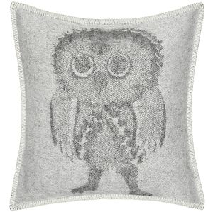 Owl Cushion Cover - bedroom