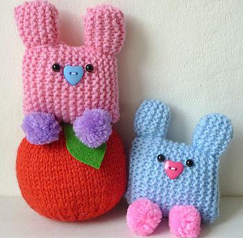 Love Bug Children's Knitting Kit