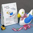 Lucie Lou Duckling Felt Sewing Kit