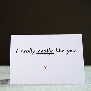 Playing It Cool Card - funny cards