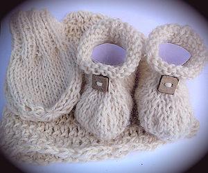 British Alpaca Baby Set