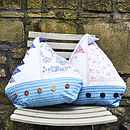 Sailing Boat Cushion