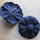 Vintage 1960s Brooch Pin Flower Corsage