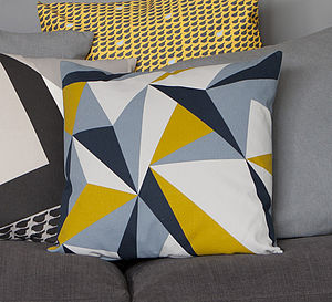 Bradbury Cushion - home sale