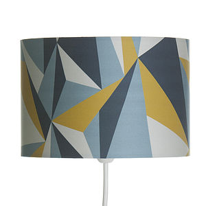 Bradbury Lampshade - dining room
