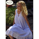 Nora Rose Cotton Nightdress