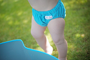 Reusable Swimming Nappy - swimwear & beachwear